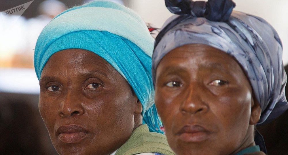 Mujeres de piel negra (imagen ilustrativa)
