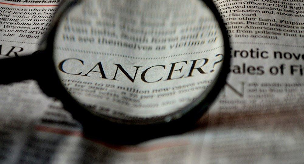Un artículo sobre el cáncer (imagen referencial)