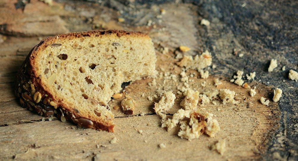 Un trozo de pan (imagen referencial)