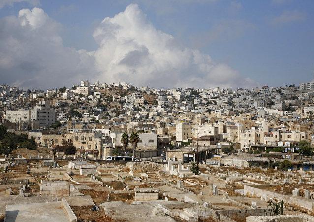La ciudad de Hebrón