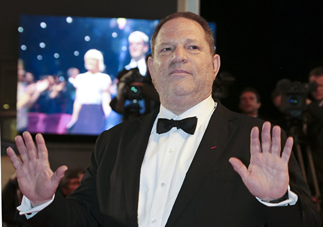 Harvey Weinstein (archivo)