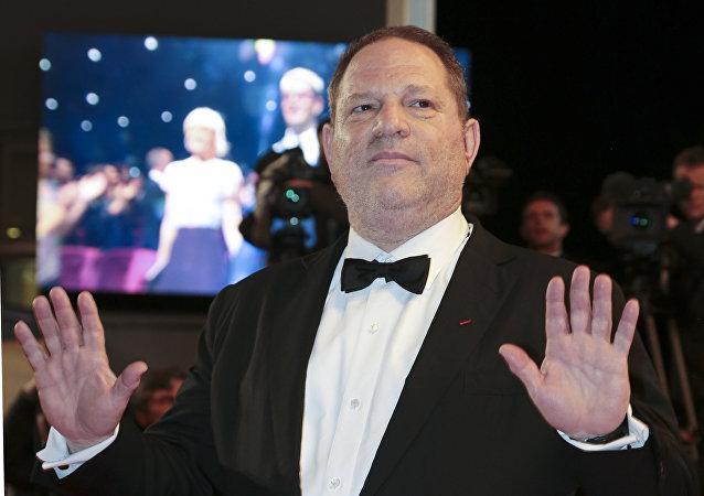 Harvey Weinstein (archivo)