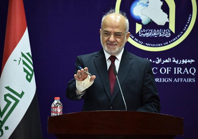 Ibrahim Jaafari, ministro de Exteriores iraquí