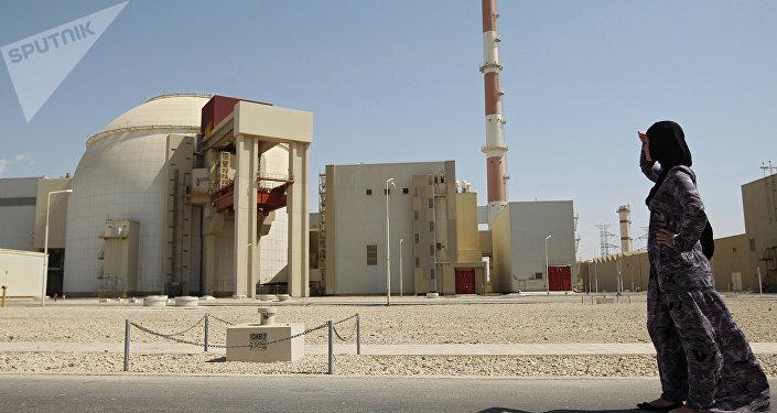 Planta Nuclear Bushehr, Irán