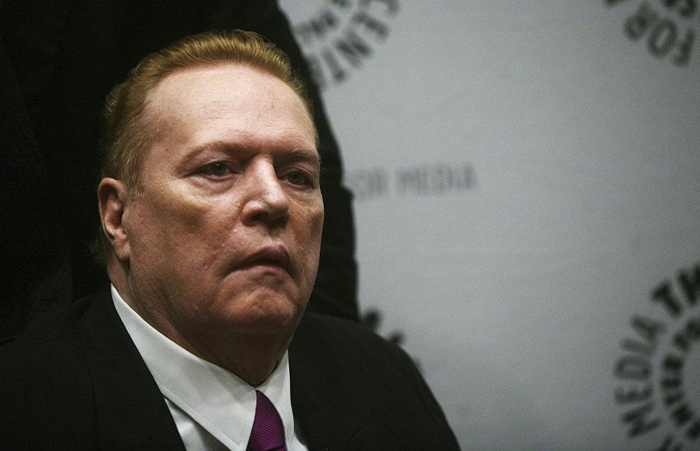 Larry Flynt, magnata americano