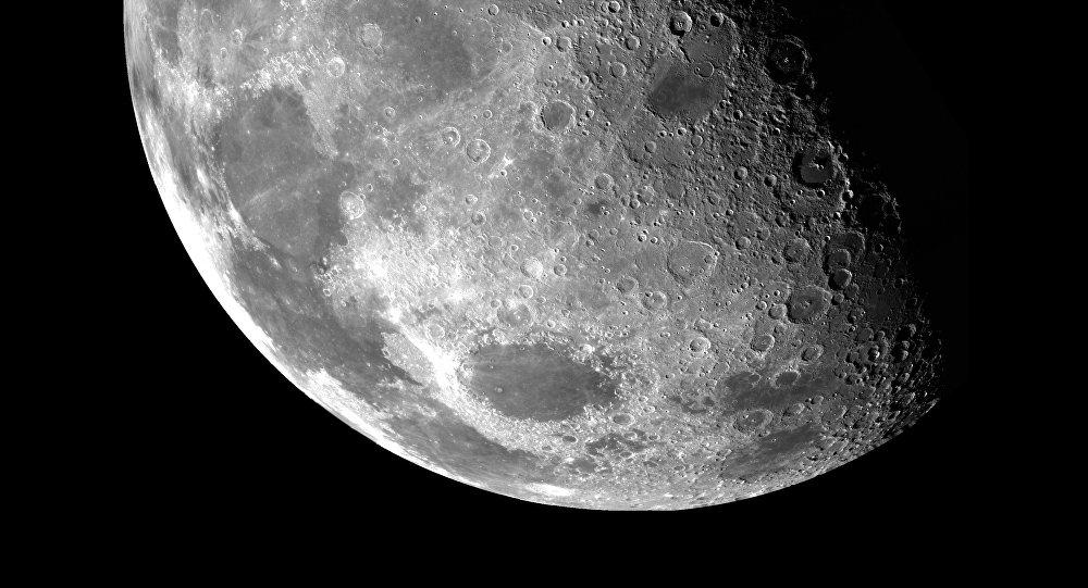 Encuentran una enorme cueva en la superficie de la Luna