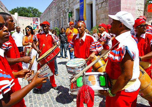 Rumba cubana (imagen referencial)