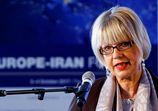 Helga Schmid, secretaria general del Servicio Europeo de Acción Exterior