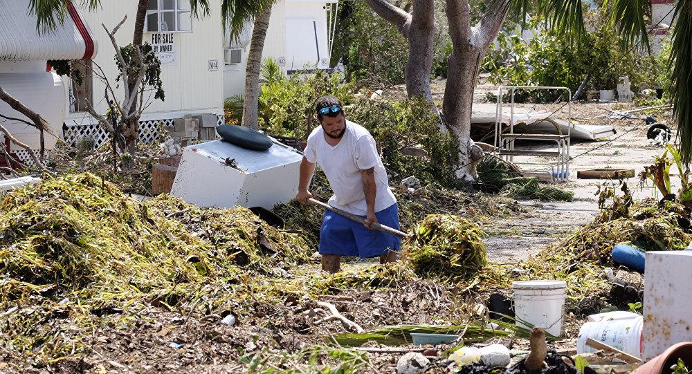Consecuencias del huracán Irma en Cuba (archivo)