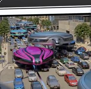 Así será el transporte público del futuro