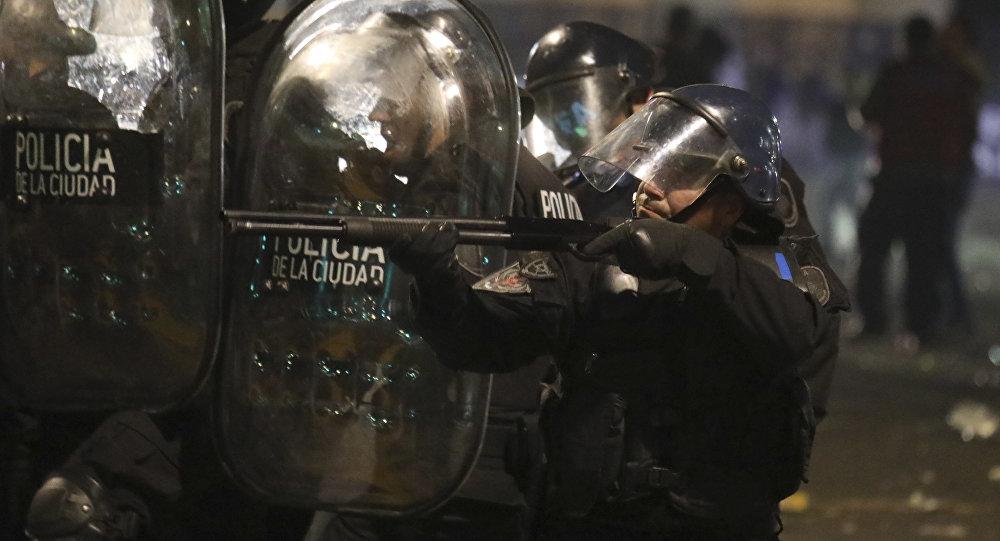 La Policía de Argentina (archivo)
