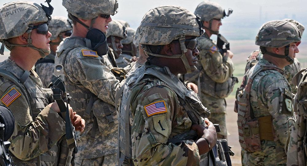 Militares de la OTAN (imagen referencial)