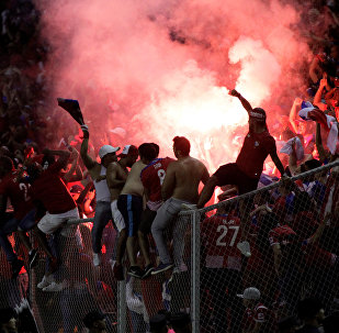 Clasificación para Mundial de fútbol en Panamá