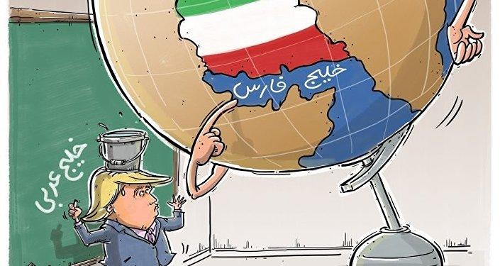 Otras de las caricaturas de Seyed Masoud Shojaie Tabatabaie