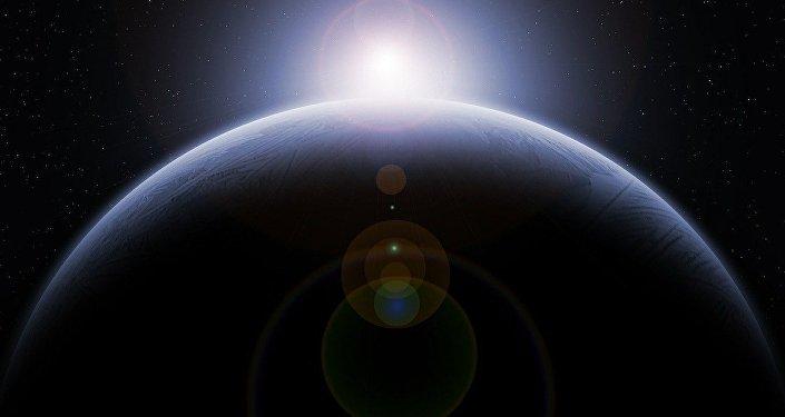 Un planeta (imagen referencial)