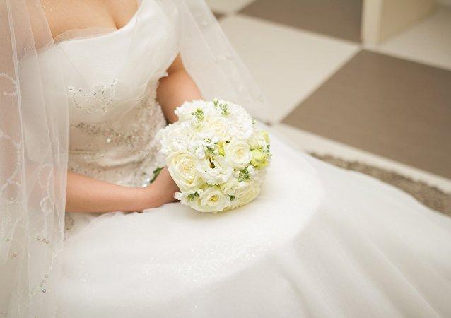 Un ramo de novia (imagen referencial)