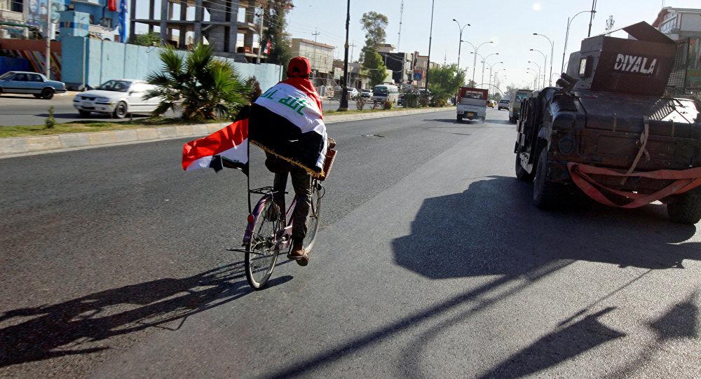 Tillerson apoya la unidad de Irak en visita a Bagdad