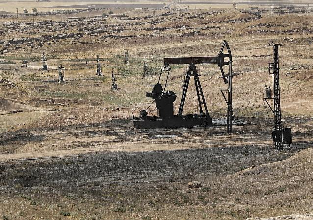 Un yacimiento de petróleo (imagen referencial)