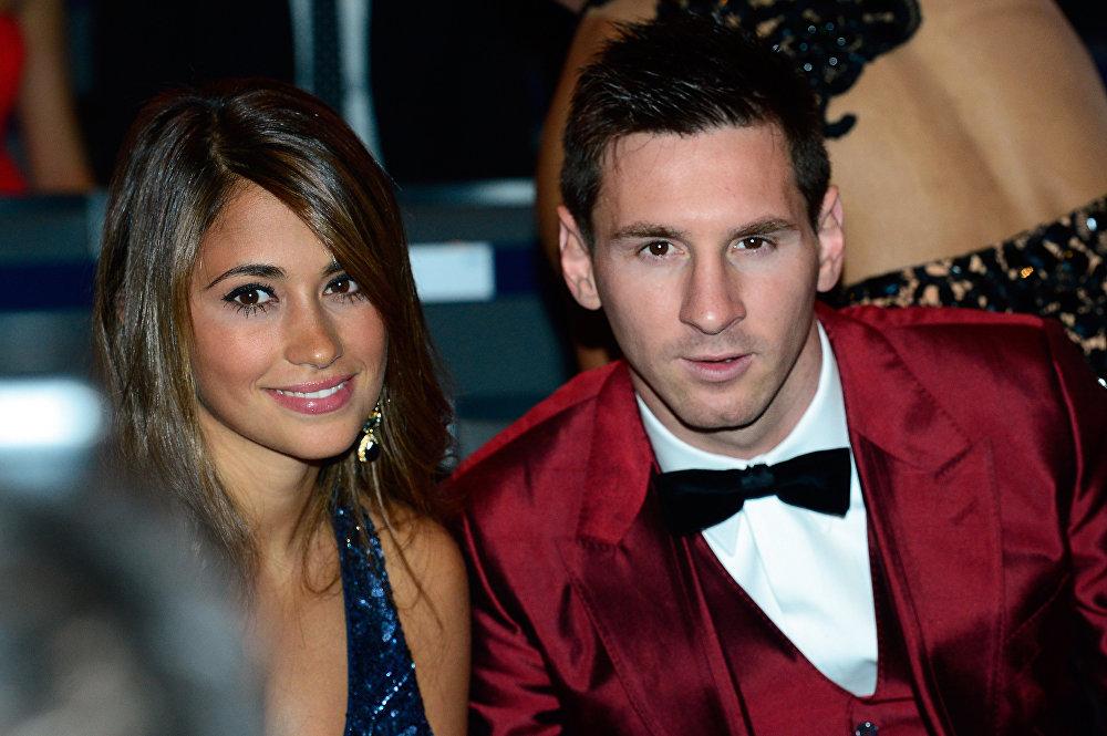 ¡Golazo! Las más bellas esposas de los futbolistas