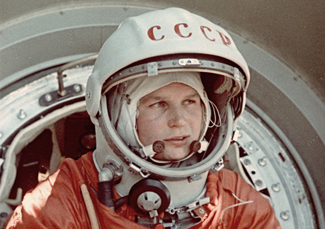 Valentina Tereshkova, cosmonauta rusa