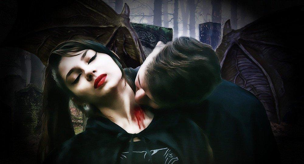 Los 'vampiros' viven entre nosotros Sputnik Mundo