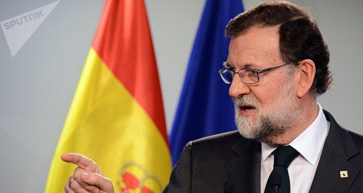 La intervención de Rajoy ante el Congreso de los Diputados de España
