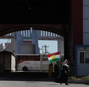 Frontera entre Irán y Kurdistán iraquí