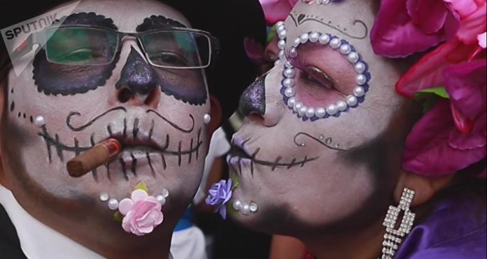 Las Catrinas en México