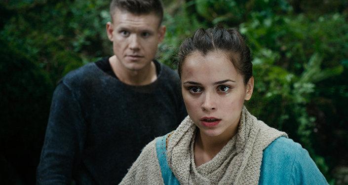 Escena de la película 'El Último Bogatir'