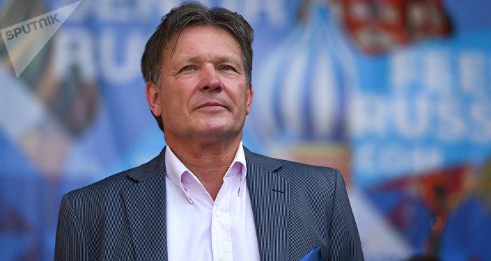 Victor Koronelli, embajador de Rusia en Argentina