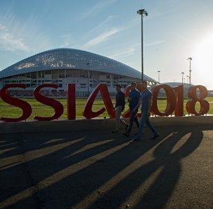 Sochi, una de las ciudades sede del Mundial 2018