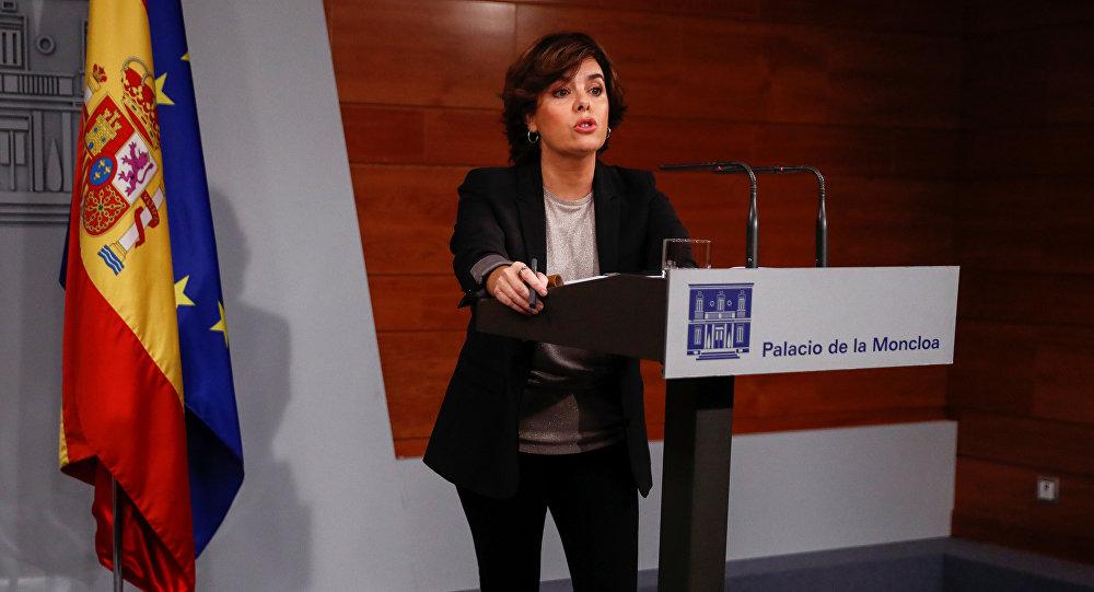 Rajoy cesa al gabinete de Puigdemont y convoca elecciones en Cataluña