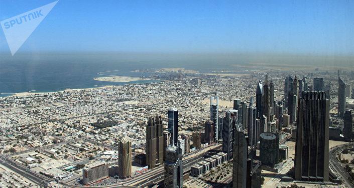 Dubái, la capital de los Emiratos Árabes