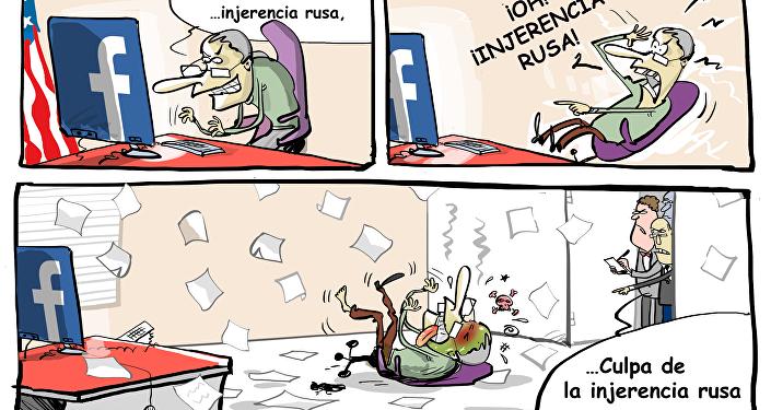 La 'injerencia rusa' en Estados Unidos