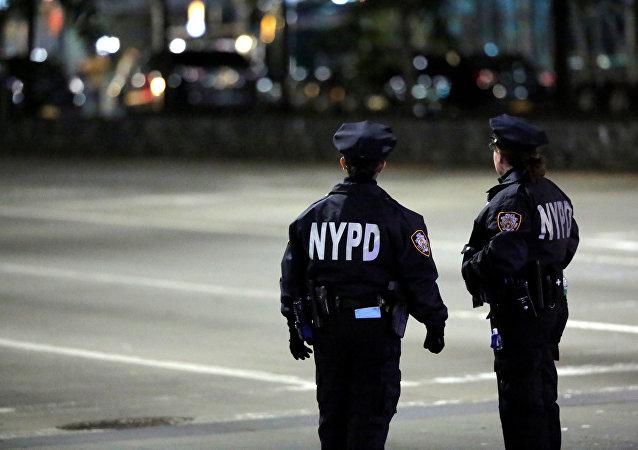 Policía de Nueva York, EEUU