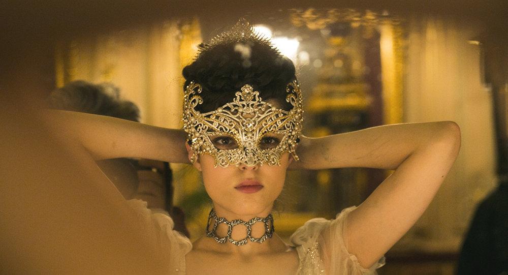 Michalina Olszanska protagoniza a Mathilde Kschessinska en la película rusa 'Matilda'