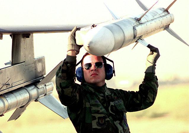 Misil AIM-120 AMRAAM