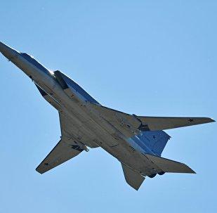 Los bombarderos Tu-22M3 (archivo)