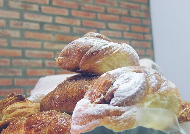 'Facturas', pasteles argentinos