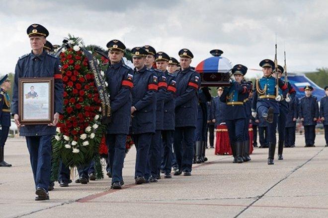 Mediante un decreto especial del presidente ruso, por su valentía y heroísmo demostrado durante el cumplimiento de su deber, Alexandr Projorenko fue galardonado póstumamente el 11 de abril de 2016 con el título de Héroe de Rusia.