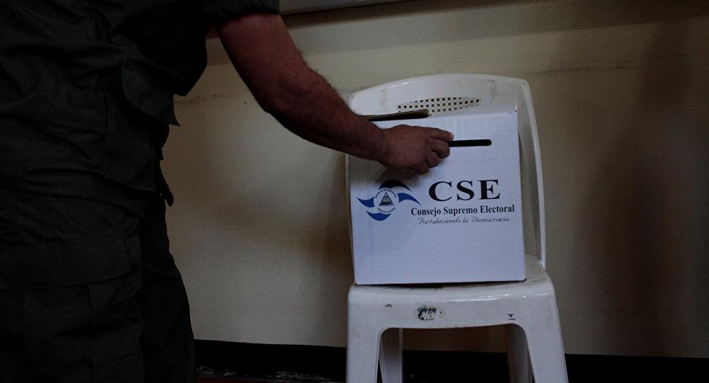 Elecciones municipales en Managua, Nicaragua