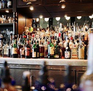 Las botellas con alcohol (imagen referencial)
