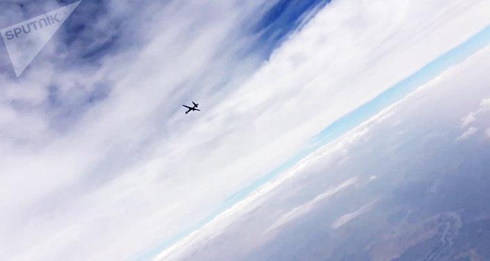 Un dron de largo alcance (imagen referencial)