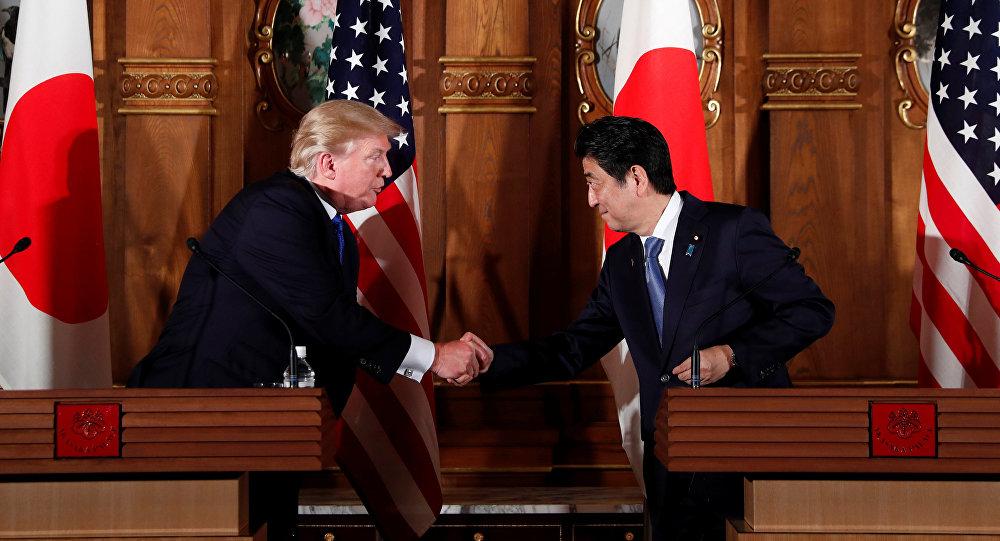 Donald inicia gira por Asia para meter presión a Corea del Norte