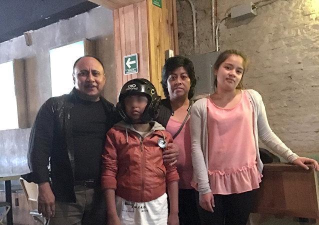 Gael Santiago Díaz, el niño mexicano con epilepsia quien recuperó su autonomía gracias al consumo de aceite de cannabidol