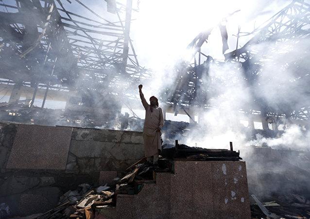 Situación en Yemen archivo)