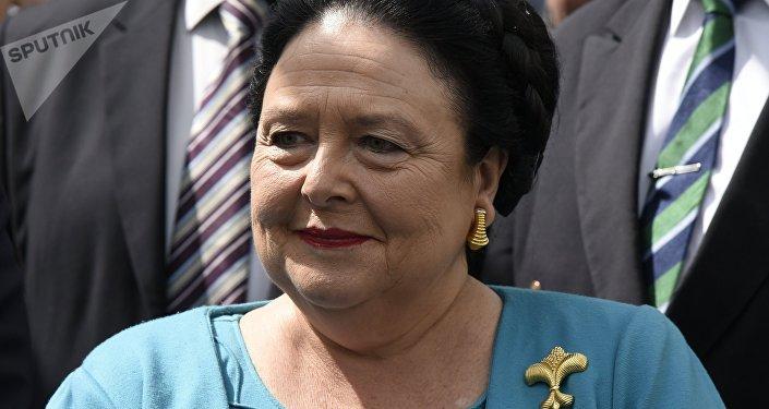 La duquesa María Vladímirovna Románova