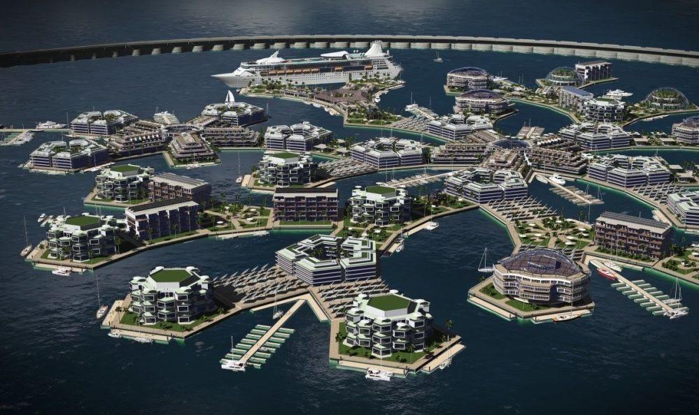 Un futuro para elegir: así serán las nuevas ciudades