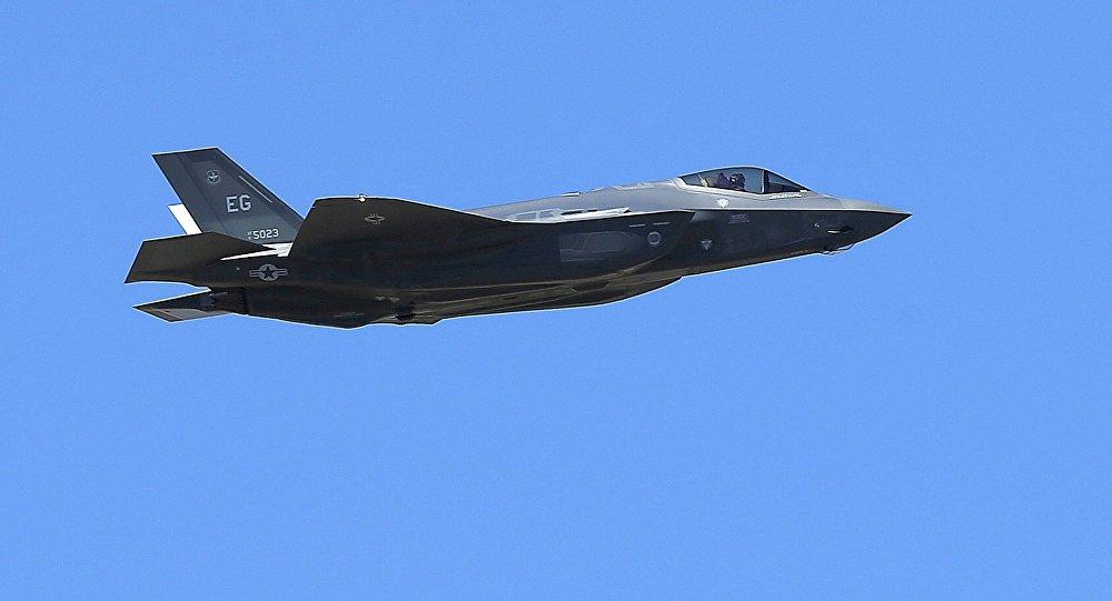El cazabombardero F-35A (archivo)