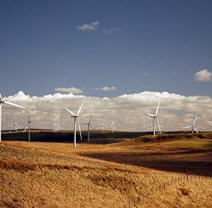 La planta eólica de Whitelee Wind, en Escocia
